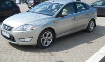 FORD MONDEO, 2010 m. full