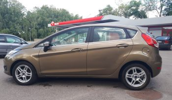 FORD FIESTA, 2013 m. full